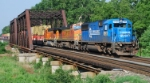 NS 24V's motive power made for a colorful array of diesels